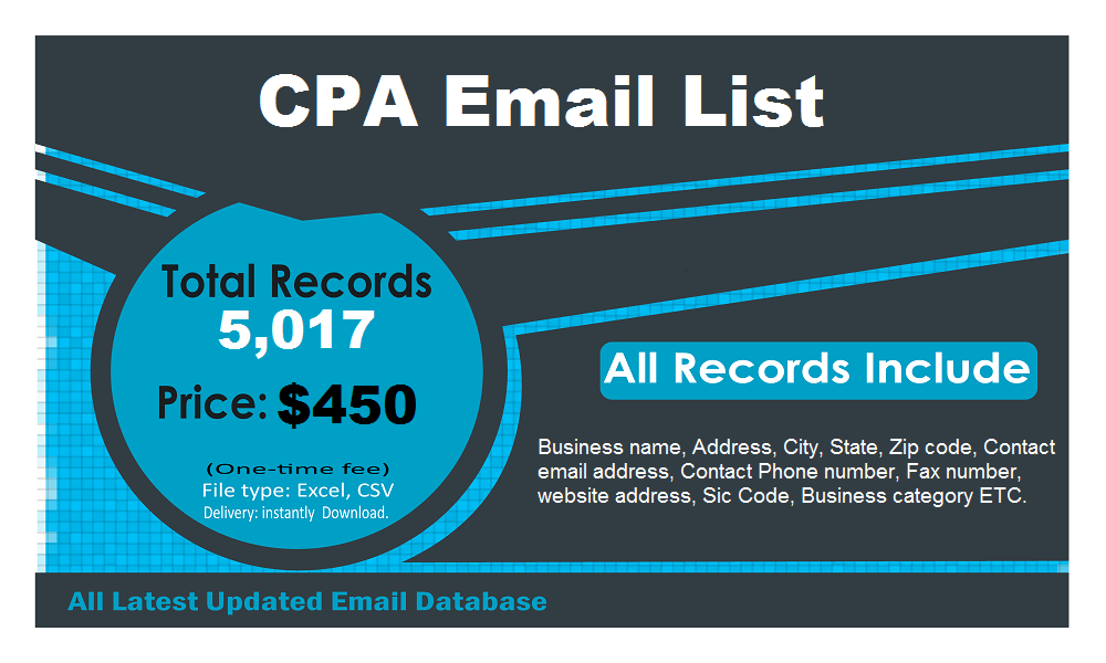 CPA Contact List