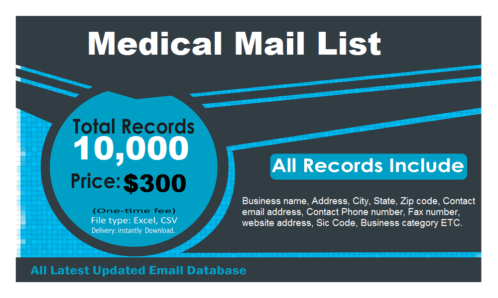 Medical Mail Contact